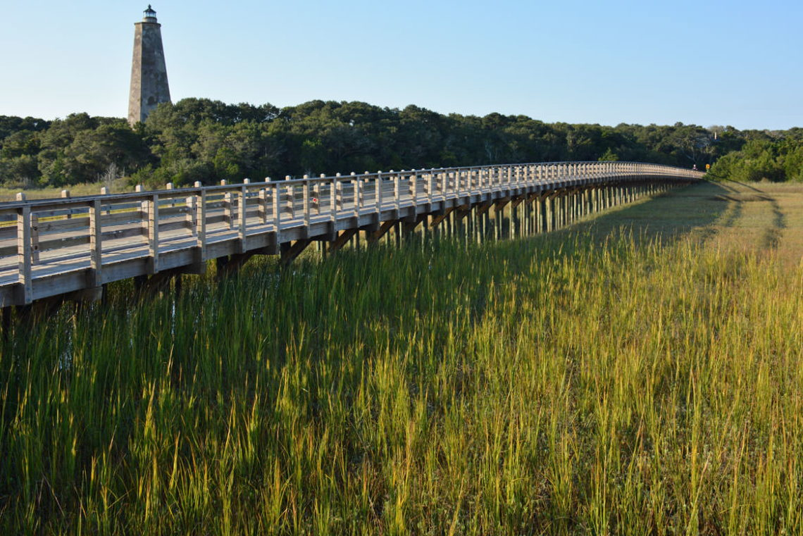 Bald Head Island Lighthouse - Old Baldy
