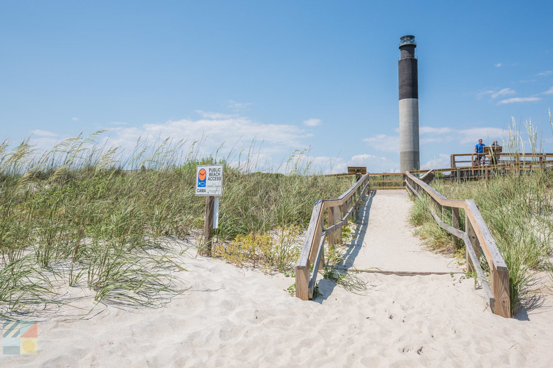 Oak Island Lighthouse