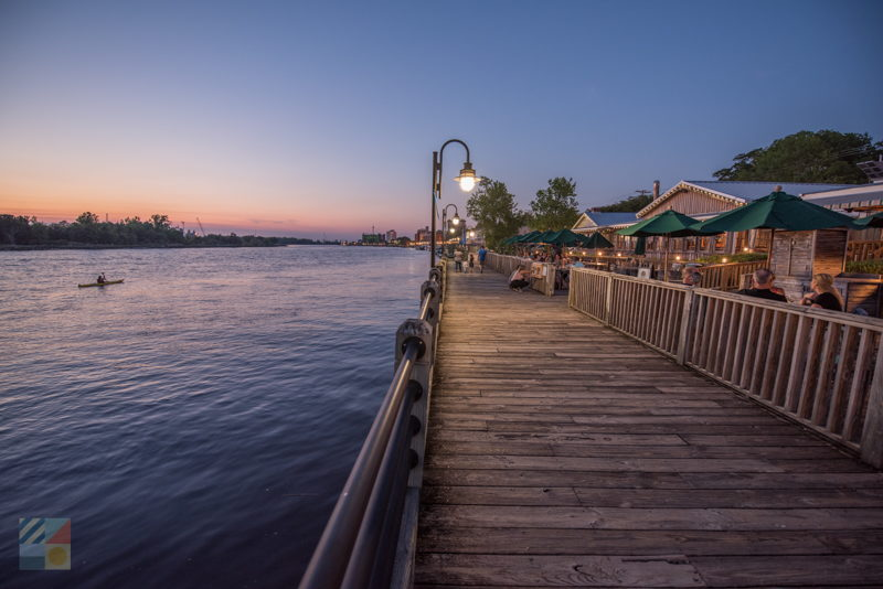 Wilmington, NC Riverwalk