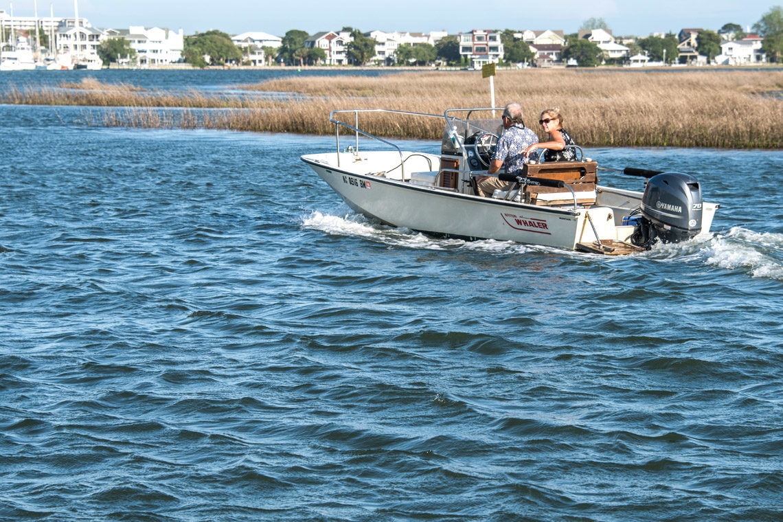 Wrightsville Beach Boating Guide