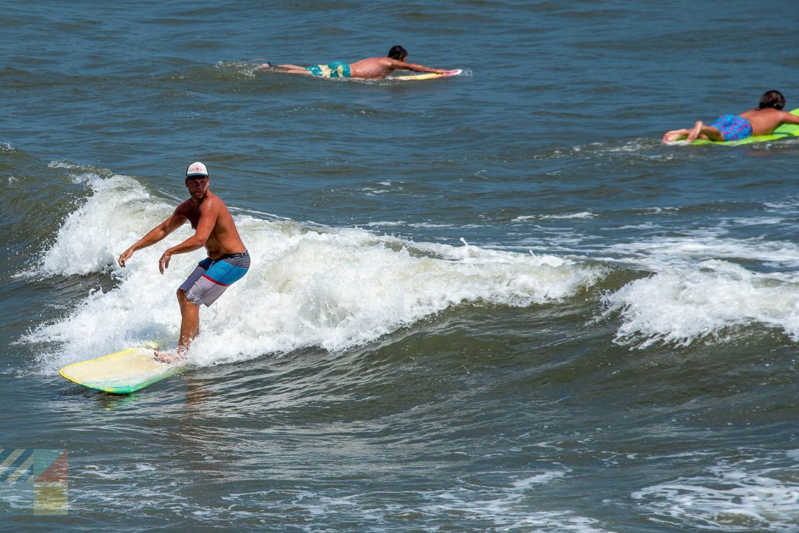 Wrightsville Beach Surfing Guide