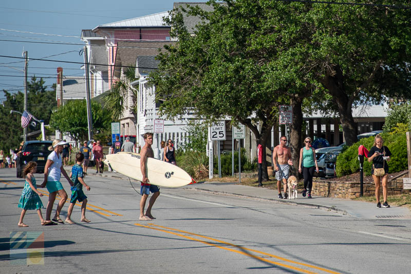 "The Wrightsville Beach ""loop"""