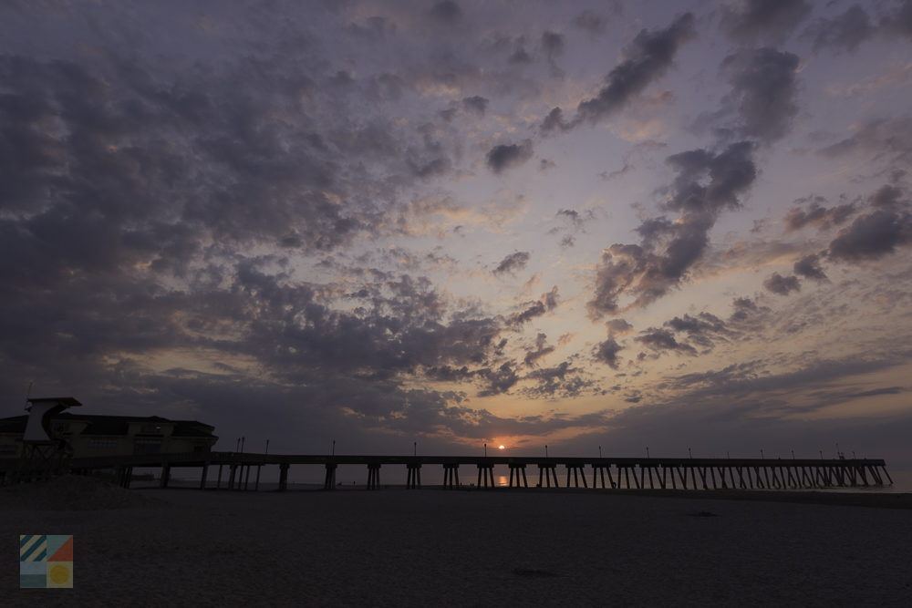 Wrightsville Beach at sunrise
