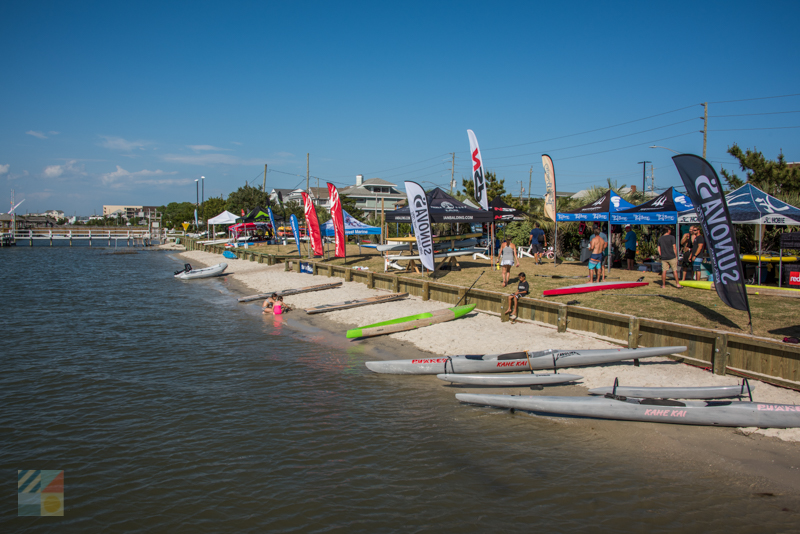 Wrightsville Beach paddling event