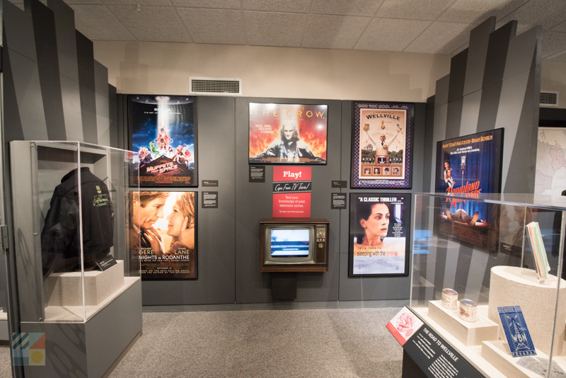 Cape Fear Museum Hollywood exhibit